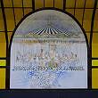 Wandbild von Ricarda Dietz im U-Bahnhof Theresienwiese