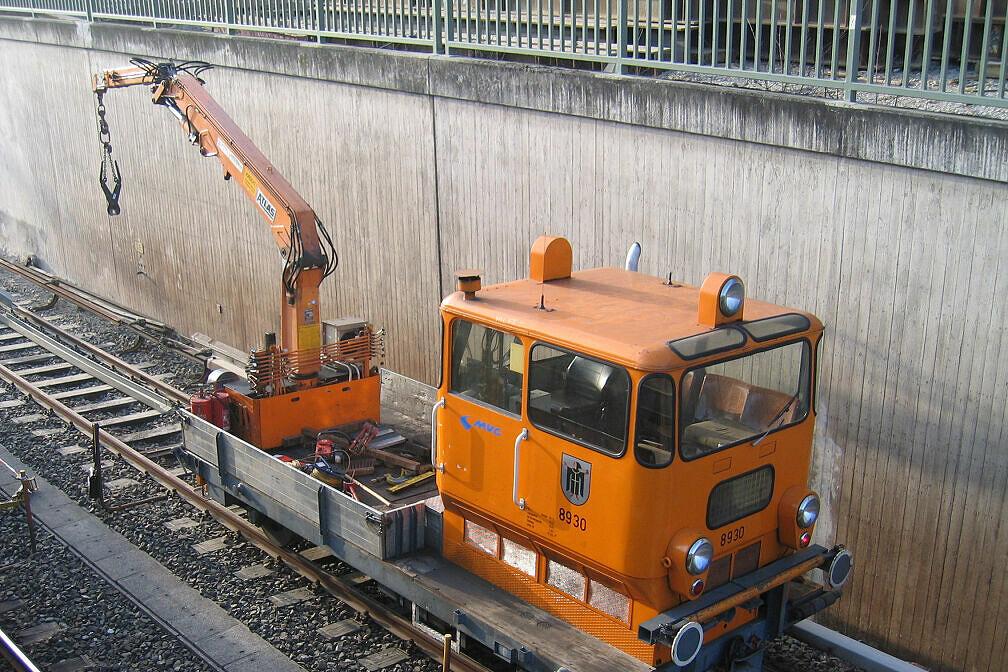 Der Schwerkleinwagen 8930